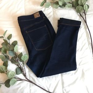 AEO | High Rise Jegging Crop P268